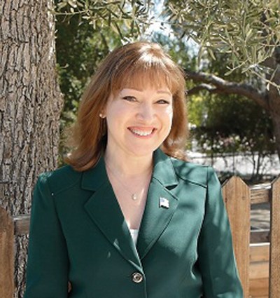 Susan Shelley, candidate for California Assembly in District 45, the west San Fernando Valley