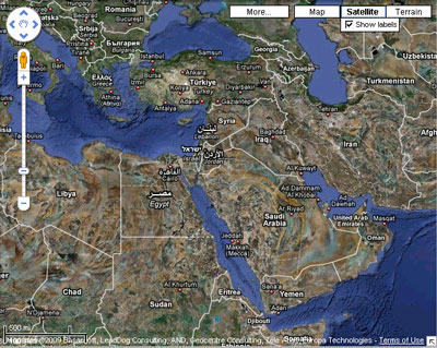 AmericaWantsToKnowcom The Real Map Of Israel - Map of egypt to israel