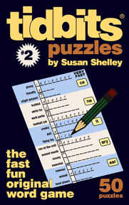 tidbits puzzles book #2